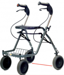 Rollator Fellow Parkinson