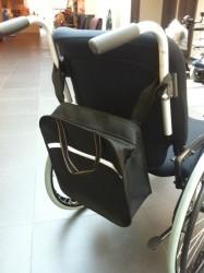 Sac fermé pour fauteuil roulant - MobioMax