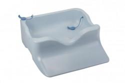 Bassin ergonomique lave-cheveux