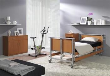 lit lectrique basique budget 4 parties disponible sur. Black Bedroom Furniture Sets. Home Design Ideas