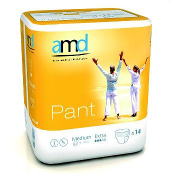AMD Pant Extra | Slip absorbant | Sen'Up