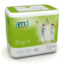 AMD Pant Super Small - 14 protections