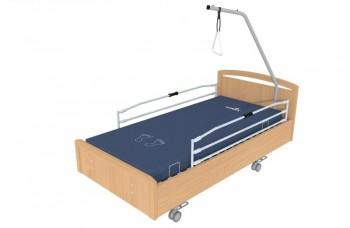 lit box m dicalis avec freinage centralis barri res et potence disponible sur. Black Bedroom Furniture Sets. Home Design Ideas