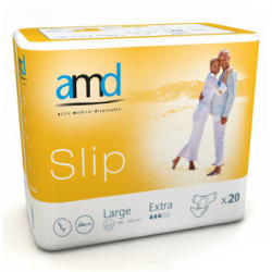AMD Slip Extra Large - 20 protections