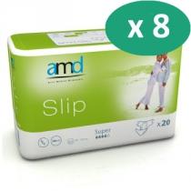 8 paquets de AMD Slip Super