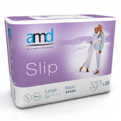 AMD Slip Maxi Large - 20 protections