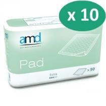 10 paquets de AMD Pad Extra