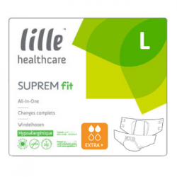 Lille Suprem Fit Extra Plus Large