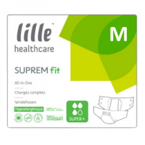 Lille Suprem Fit Super Plus Medium