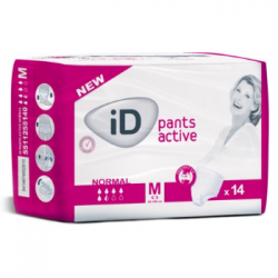 ID Pants Active Normal Medium - 14 protections