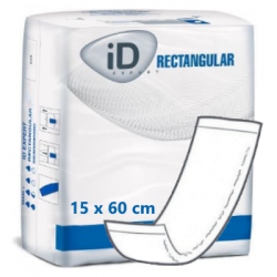 ID Expert Rectangular Intraversable PE 15 x 60 cm