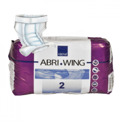 Abena Abri-Wing 2 Large - 14 protections