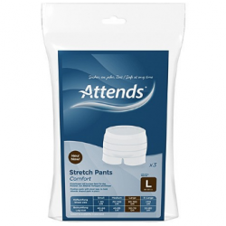 Attends Stretch Pant Comfort Large