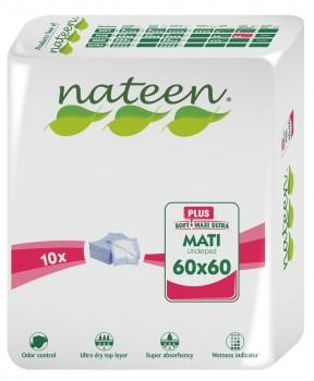 Nateen Mati Plus   Alèses jetables   Sen'up