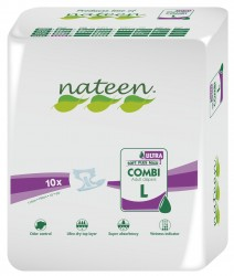 Nateen Combi Super Ultra Large - 10 protections