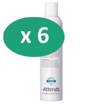 6 Attends® Care Foam 400 ml