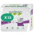 Nateen Easy-8 Super Ultra - 16 paquets de 10 protections