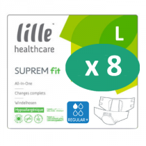 Lille Suprem Fit Regular Plus Large
