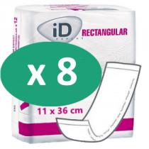 ID Expert Rectangular Traversable 11 x 36 cm (NW)