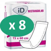 ID Expert Rectangular Traversable 15 x 60 cm (NW)