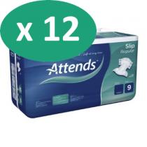 ATTENDS Slip Regular 9 XS