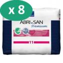 ABENA Abri-San Premium 11 - 8 paquets de 16 protections