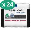 ABENA Abri-Man Formula 2 - 24 paquets de 14 protections
