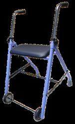 Déambulateur 2 roues pliable T-Care®