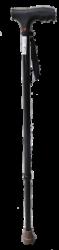Canne de marche KERA - Poignée anatomique