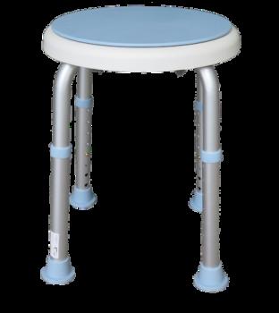 Tabouret de douche rotatif T-Care® disponible sur SenUp.com ✓