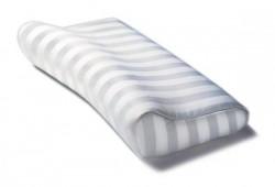 SISSEL® Deluxe - oreiller orthopédique large + taie satinée
