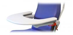 Tablette pour fauteuil gériatrique Océan