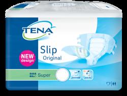 Tena Slip Super Medium Plastique