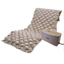 Surmatelas alternating à air de 6 cm APEX® + compresseur (Escarre stade 1) - DOMUS 1