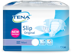 Tena Slip Maxi Medium Plastique