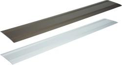 Rail double en aluminium