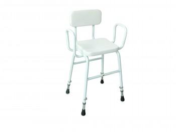 Chaise Haute Assis Debout Avec Accoudoirs