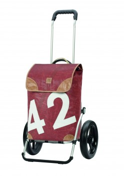 Chariot de course Andersen Royal Shopper Lee| SenUp.com