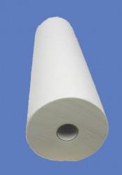 Drap d'examen micro-gaufré - Pli double - Largeur 46 cm