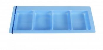 Couvercle de rechange transparent pour distributeur GOHY174