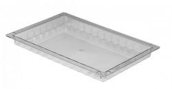 Panier ISO en polycarbonate - 600x400x50 mm