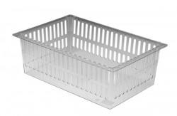 Panier ISO en polycarbonate - 600x400x200 mm