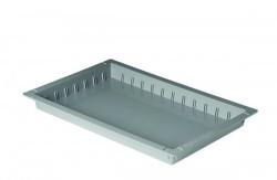 Panier ISO en ABS - 600x400x50 mm