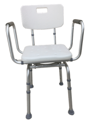Chaise de douche pivotante T-Care®