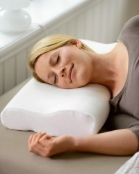 Oreiller orthopédique SISSEL® Soft Curve