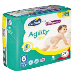 Agility Labell  N°6