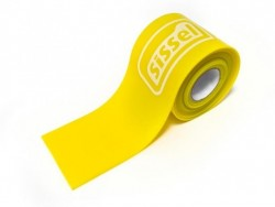 Bande en latex SISSEL® Flossing Band - Jaune (faible)