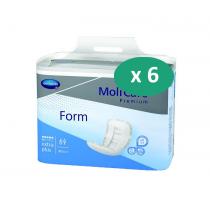 6 paquets de Hartmann MoliForm Soft Extra