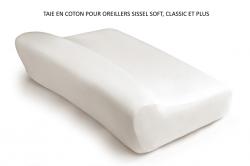 Taie pour oreiller orthopédique SISSEL® Soft Curve