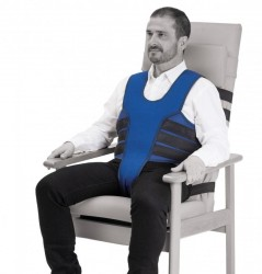 Veste pelvienne Salvaclip Safe pour fauteuil